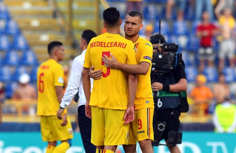 """Germania U21 - România U21 4-2, în semifinala EURO 2019. """"Tricolorii"""" lui Rădoi rămân cu un turneu entuziasmant și cu calificarea la Jocurile Olimpice"""