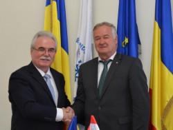 Camera de Comerţ Arad a fost gazda unei delegaţii din Csongrad