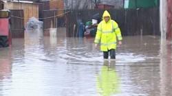 Cod portocaliu de inundații în Arad şi alte 29 de judeţe!