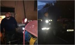 Pompierii au evacuat apa din cele 50 de gospodării inundate în Bârzava!