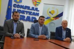 """Consiliul Județean Arad și Asociația Județeană de Fotbal au anunțat programul verii pentru evenimentele din cadrul """"120 de ani de fotbal în România"""""""
