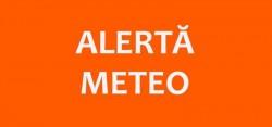 Alertă ANM! Cod portocaliu de vreme severă imediată în județul Arad