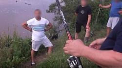 Trei bărbați au fost prinși în timp ce pescuiau ilegal în zona Port Arthur