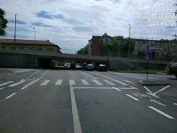 Atenție șoferi! Se schimbă prioritatea într-o intersecție centrală din municipiului
