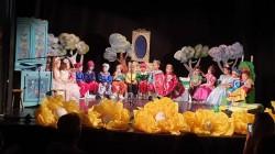 Preșcolarii de la Bambi au prezentat Albă ca Zăpada, Veronica și multe alte personaje din poveste, pe scena Teatrului de Marionete