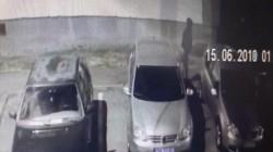 Un piroman a incendiat autoturismul unui instructor auto din Lugoj