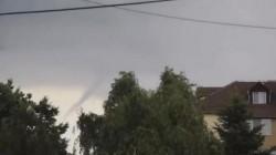 Început de tornadă, filmat lângă Timişoara
