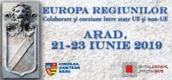 Aradul marchează 20 de ani de înfrățire cu județul Csongrad, Ungaria