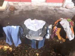 O arădeancă a primit amendă după ce a vândut haine în piață