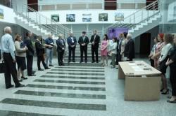 Conferinţă despre colaborarea dintre state membre UE şi non-UE, la Consiliul Judeţean Arad