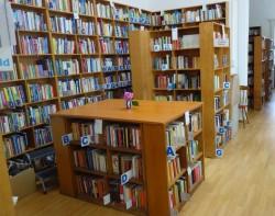 Aceleași tarife la aproape toate serviciile bibliotecii județene și în 2020