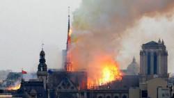 Anunțul oficial al procurorilor francezi. De ce a luat foc catedrala Notre Dame