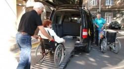 """""""Taxi gratis"""" pentru persoane cu dizabilități"""