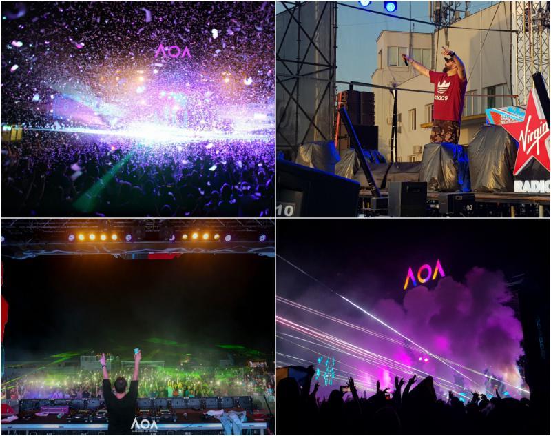 Arad Open Air Festival, cel mai mare festival de muzică electronică din vestul țării, invită fanii la o nouă ediție în 2020