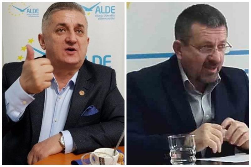 """Pistru îl """"execută"""" pe Ionel Ciupe care-şi pierde şi locul de consiliel municipal"""