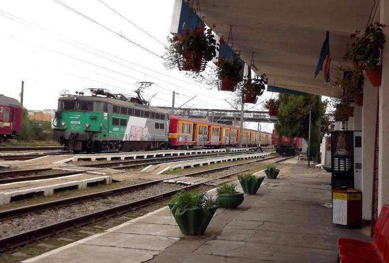 Un tânăr a fost decapitat de tren în Aradul Nou!