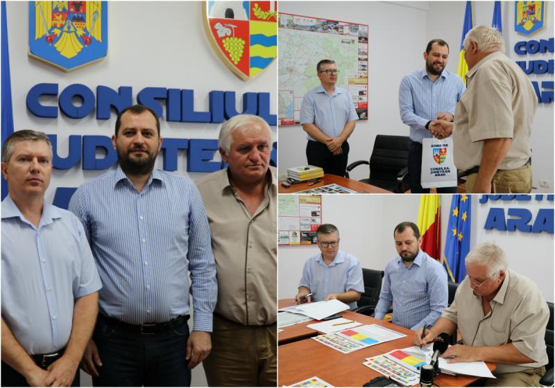 Protocol pentru românii din Maramureşul istoric