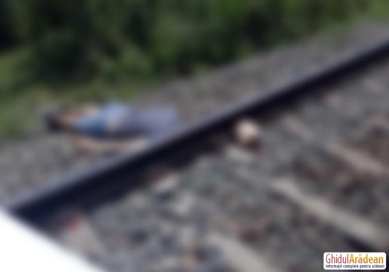 Imagini ŞOCANTE cu tânărul decapitat de tren în Aradul Nou! Imaginile pot afecta starea emoţională a cititorilor!