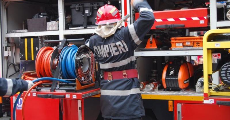 Scurgeri de gaz cu pericol de explozie la un autoturism în Micălaca