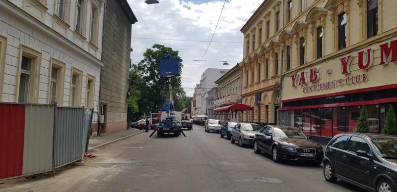 O stradă din centrul Aradului va deveni pietonală!