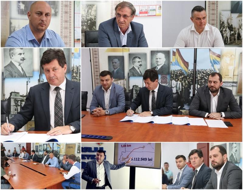 CJ Arad a câștigat fondurile europene alocate pentru opt județe, pentru drumurile transfrontaliere