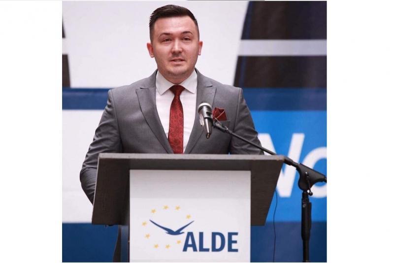 Ucu Dima a demisionat de la ALDE