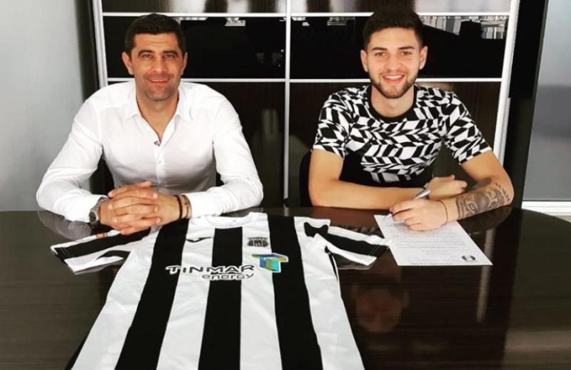 UTA mai dă un jucător în Liga I! Copaci a semnat și el cu Astra Giurgiu