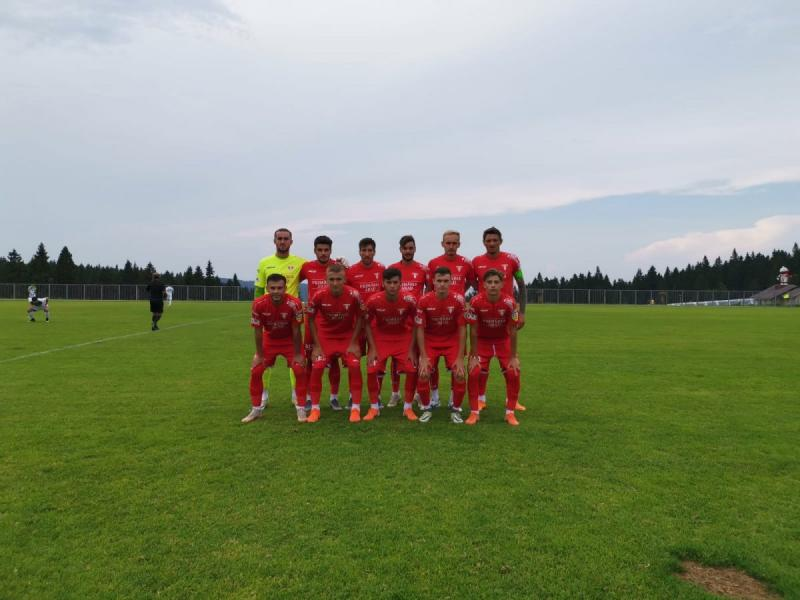 Victorie clară în ultimul amical al verii: UTA - ND Dravinja 7-0