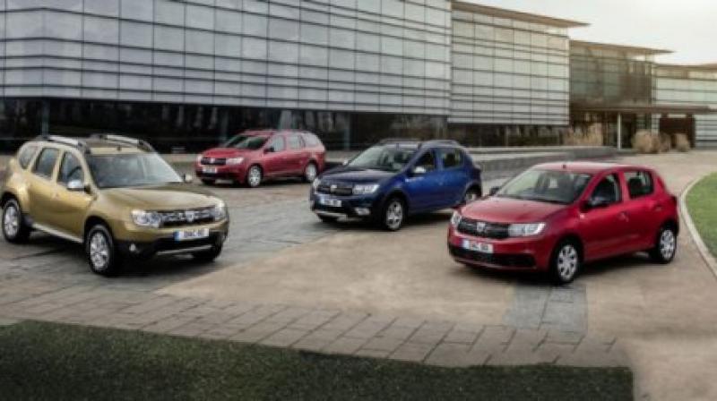 Vânzări record pentru Dacia! Câte mașini au fost cumpărate