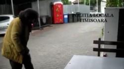 Cerșetor milionar la Timișoara! Suma record strânsă într-o zi