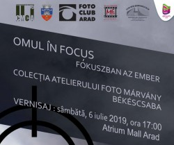 15 ani de colaborare între Asociația Foto Club Arad și Atelierul Foto Márvány din Békéscsaba, sărbătoriți cu o expoziție foto