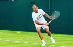 Copil rămâne fără succes în acest an la Wimbledon: arădeanul a fost eliminat în primul tur și la proba de dublu