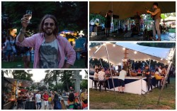 Parcul Eminescu, centrul culinar al Aradului în acest weekend - Street FOOD Festival