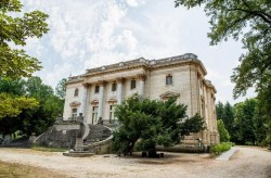 Palatul Mocioni-Teleki de la Căpâlnaș de vânzare. Vezi ce sumă vor proprietarii!