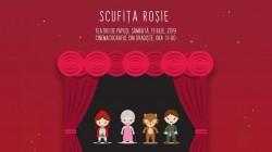 Sâmbătă 13 iulie Scufița Roșie vine la Cinematograful din Grădiște cu spectacolul de păpuși