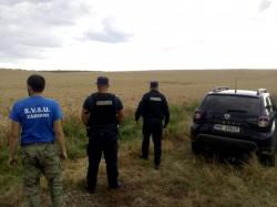 Bărbat posibil inconștient, căutat de pompieri în Zăbrani după un apel disperat la 112