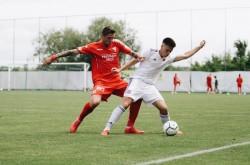 """Luceafărul Oradea – UTA 1-2 în ultimul amical al verii disputat în țară. Gol pentru Khalaila la debutul în tricoul """"roș-alb""""!"""
