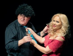 Constantin Cotimanis vine la Arad, în cadrul Teatrului de Vară