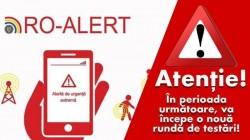 Ro-Alert va trimite din nou mesaj!