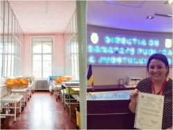 """Asociația """"Cetatea Voluntarilor"""" modernizează Secția de Neonatologie a Maternului"""