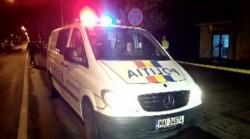 Un poliţist a fost înjunghiat în misiune în județul Timiș! Agresorul a fost reţinut