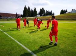 Victoriile continuă și în cantonament: UTA – SC Budaorsi 2-0 în primul amical din Slovenia