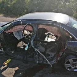 TRAGEDIE între Bocsig și Beliu. Un copil de 9 ani și-a pierdut viața într-un accident rutier