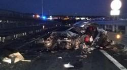 Tragedie în Italia (Catania) unde o mașină cu 8 români a fost făcută praf în urma unui accident rutier