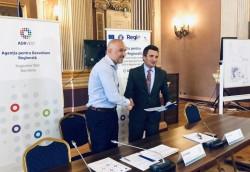 Fonduri europene pentru reconversia zonelor urbane abandonate: teren degradat, transformat în zonă de agrement în municipiul Arad