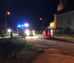 Biciclist mort în accident la Mocrea