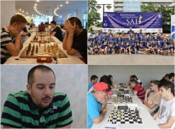Grecul Mastrovasilis, lider la Festivalul Internațional de Șah Arad Open