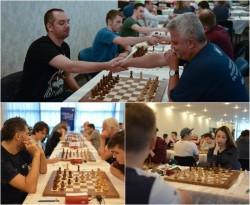 Arad Open: Remiză între favoriți