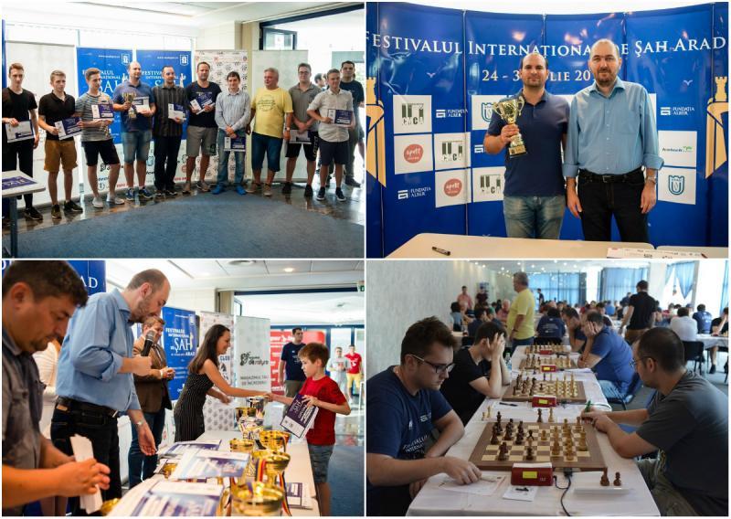 Moldoveanul Ruslan Soltanici a câștigat Arad Open 2019