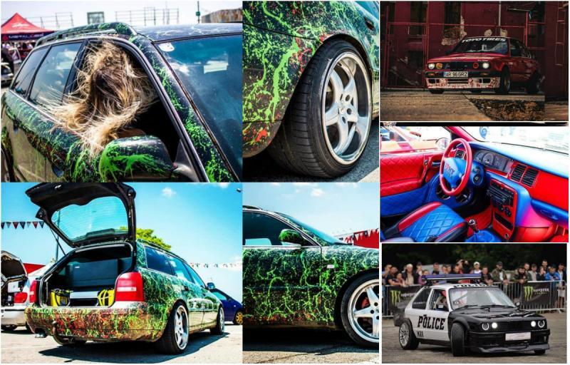 """Mașinile tunate vin sâmbătă la ViK Power Arad unde are loc prima ediție a evenimentului """"Reunite 2k19 - powered by STREETMANIACS"""""""